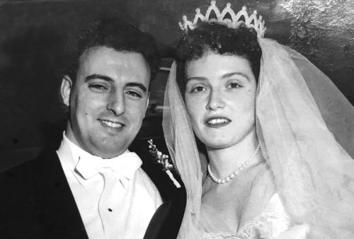 Aldo and Victoria Castello