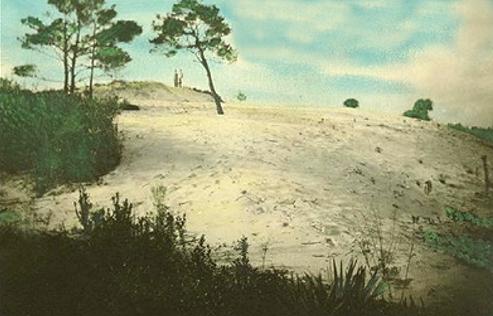 Jeaga Indian mound